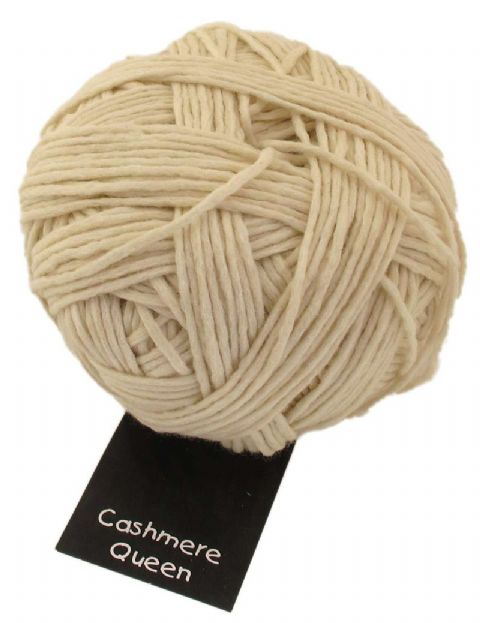 Schoppel-Wolle CASHMERE QUEEN natural 986